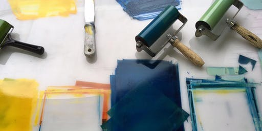 Explore Printmaking - 10 Week Course