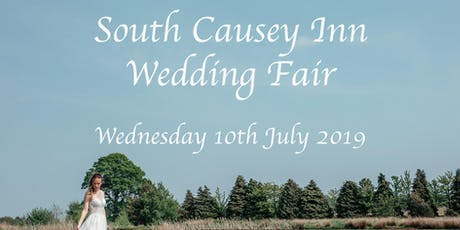 South Causey Inn Wedding Fair  tickets