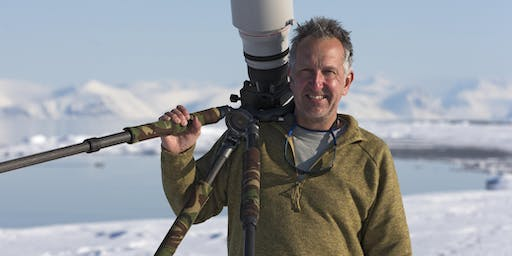 Whale Photographer on the Loose - an evening with Mark Carwardine