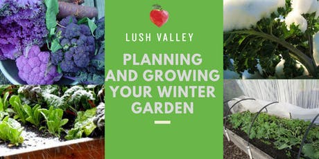 Planning and Growing Your Winter Garden tickets