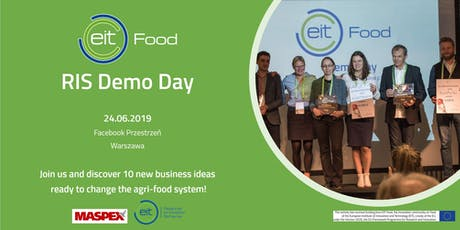 EIT Food Demo Day tickets