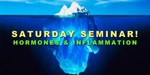 Hormones & Inflammation: Free Saturday Seminar!