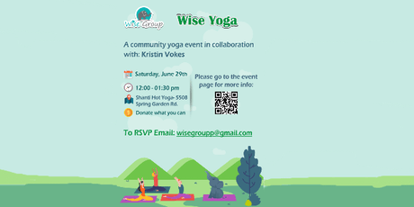 Wise Yoga tickets