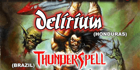 Delirium and Thunderspell at The Kingsland tickets