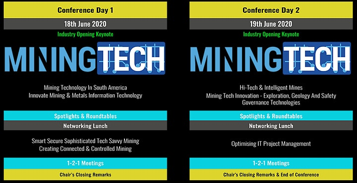 3rd Annual Mining Tech South America (spi) image