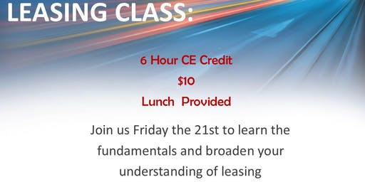 Leasing Class