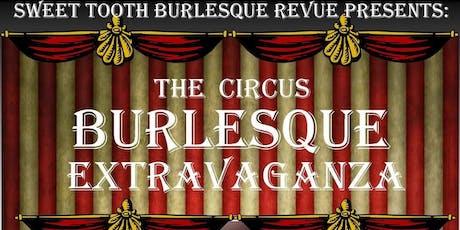 Scintillating Circus Extravaganza  tickets