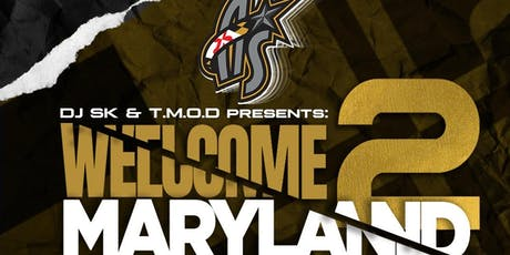 WELCOME TO MD #ALLSTARWEEK  tickets