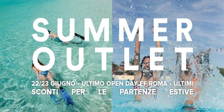 Summer Outlet - Roma Tickets
