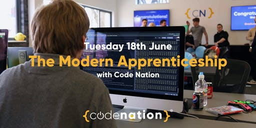 Apprenticeship Schemes at Code Nation