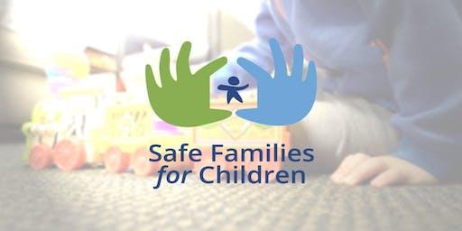 Safe Families for Children - Volunteer Information Meeting