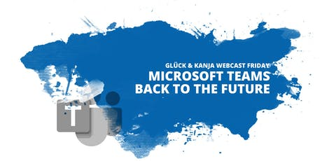 Microsoft Teams: Back to the Future tickets