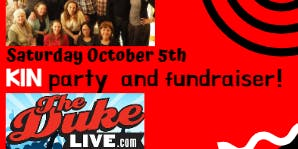 KIN 3rd Raucous Kitchen Dance Party and Fundraiser