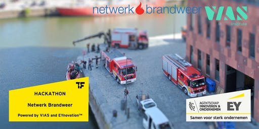 Hackathon Netwerk Brandweer - powered by VIAS & EYnovation™