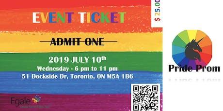 Prom Night 2019 tickets