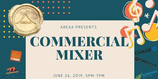 Summer Commercial  Mixer