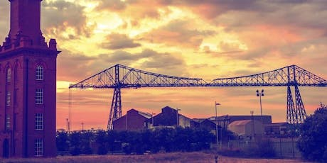 Drawing the Focus: Why the Tees Valley is set for Growth tickets