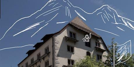 Geschichten LIVE in der Bibliothek Zug - Heimatgefühle Tickets