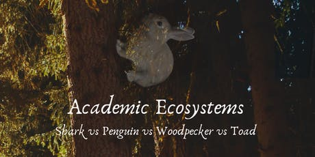 Academic Ecosystems tickets