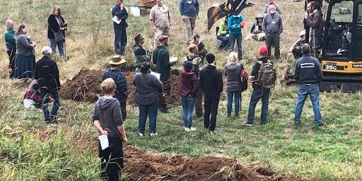 Permaculture Earthworks and Swales on Contour Workshop