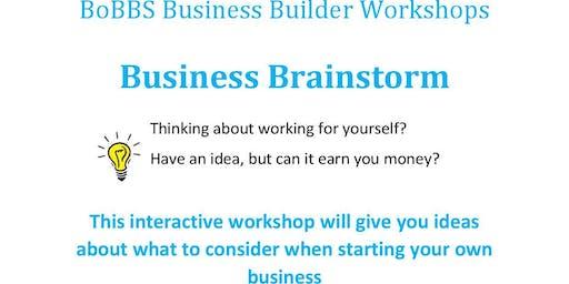 Business Brain Storm