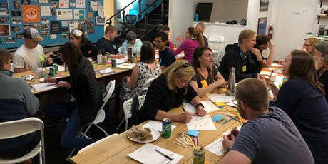 Design Thinking Boulder meetup: Connect Agile and DT w/ user story mapping tickets
