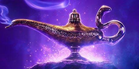 Aladdin (PG) tickets