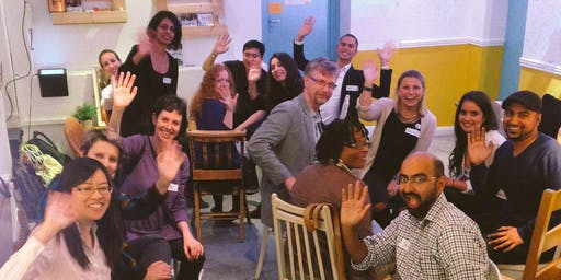 The Action for Happiness Course (Edinburgh, 3 Oct 2019)