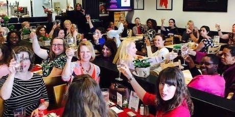 Wine Women & Wealth Western Branch-Five Rings Financial tickets