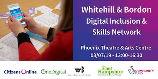 Whitehill & Bordon Digital Inclusion and Skills Network
