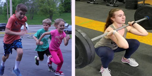 CrossFit Rochester Kids - Summer Session 2