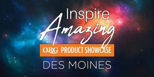 2019 QRG Des Moines Product Showcase & Open House