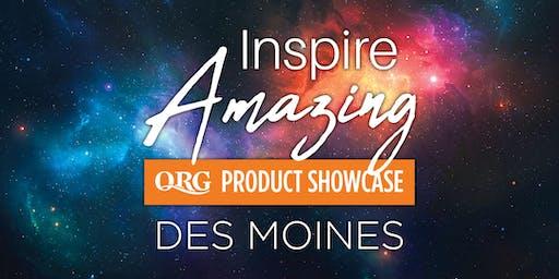 2019 QRG Des Moines Product Showcase & Open House