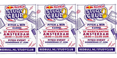 Study Club Pitch tickets
