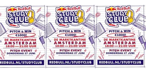 Study Club Pitch