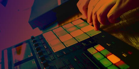 Sounddesign von Drums in elektronischen Musikproduktionen mit NI Maschine Tickets