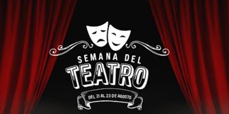 Obra de teatro colegio Gredos entradas