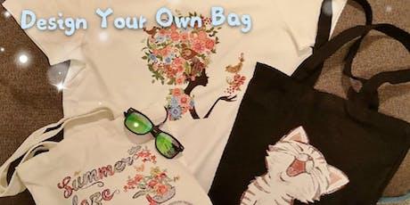 Design Your Own Bag 自己袋袋自己設計 tickets