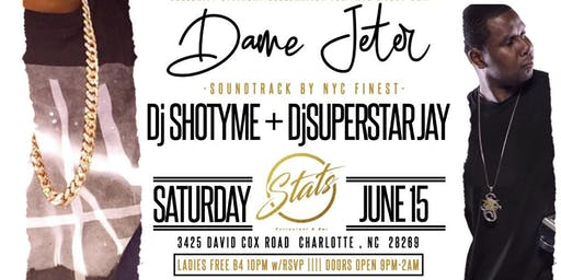 SATURDAY NIGHT LIVE | NYC TAKEOVER | SAT JUNE 15 @ STATS