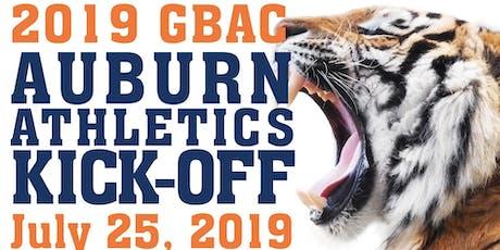 Auburn Athletics Kick-off tickets