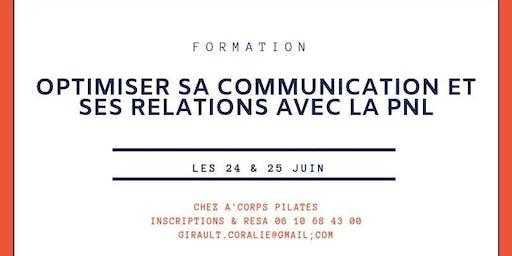 """FORMATION """"INITIATION A LA PNL"""""""