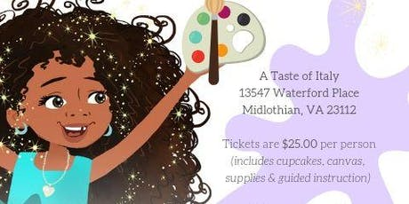 Hair with Flair Paint Party tickets
