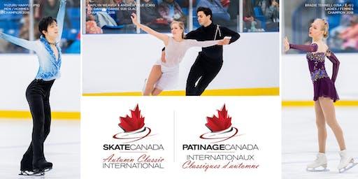 2019 Autumn Classic International/Internationaux classiques d'automne 2019