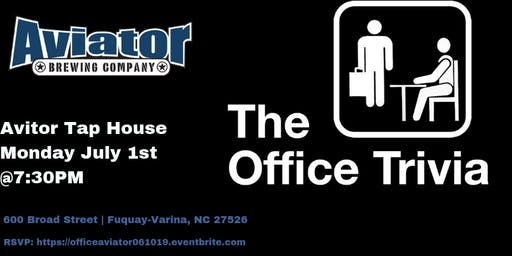The Office Trivia at Aviator Tap House