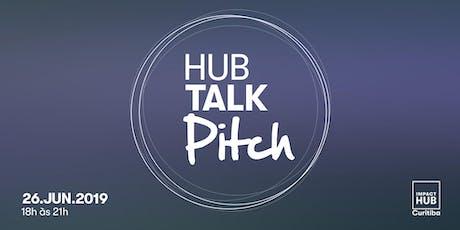 Hub Talk Pitch #2 ingressos