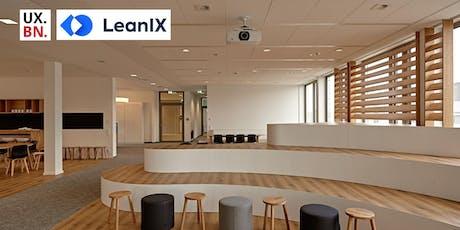 UXBN#25@LeanIX Tickets