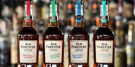 Seven Grand Whiskey Society featuring the Old Forester Whiskey Row Series with Brown Forman's Jordan Campbell tickets