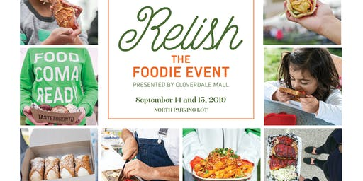 RELISH The Foodie Event