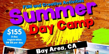 Summer Day camp  tickets