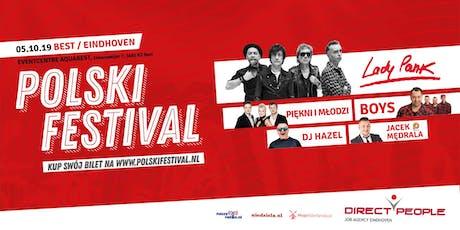 Polski Festival Holandia 2019 - Eindhoven / Best tickets